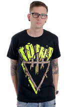The Devil Wears Prada - Green Smashed - T-Shirt