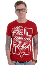 The Devil Wears Prada - Maze Red - T-Shirt