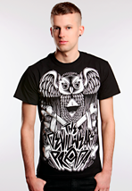 The Devil Wears Prada - Owl - T-Shirt