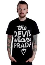 The Devil Wears Prada - White Concrete - T-Shirt