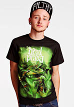 The Devil Wears Prada - Wrecking - T-Shirt