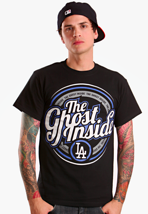 The Ghost Inside - Circle Logo - T-Shirt
