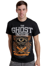 The Ghost Inside - Daggers - T-Shirt