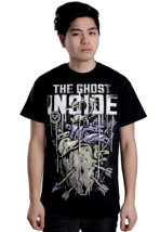 The Ghost Inside - Heart New - T-Shirt