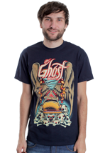 The Ghost Inside - Outlive Blue Navy - T-Shirt