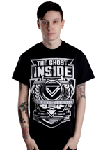 The Ghost Inside - Shield New - T-Shirt