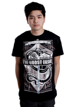 The Ghost Inside - Snake Crest - T-Shirt