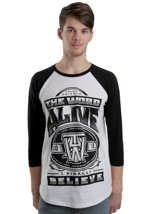 The Word Alive - Believe White/Black - Longsleeve