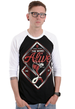 The Word Alive - Cobra Black/White - Longsleeve
