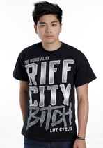 The Word Alive - Riff City - T-Shirt