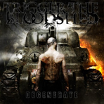 Trigger The Bloodshed - Degenerate - Digipak CD