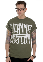 Vanna - Boston X Military Green - T-Shirt
