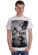 Vanna - Picture White - T-Shirt