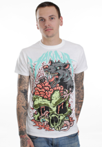 Vanna - Rat White - T-Shirt