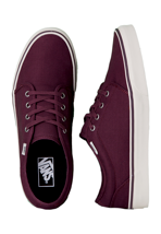 Vans - 106 Vulcanized Fig/Marshmallow - Shoes