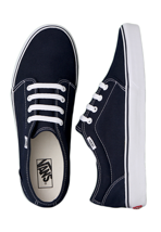 Vans - 106 Vulcanized Navy - Shoes