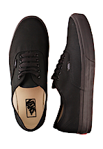 Vans - Authentic Black/Black - Girl Shoes
