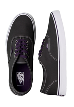 Vans - Authentic Dark Shadow/Gothic Grape - Shoes