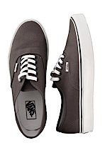 Vans - Authentic Pewter/Black - Shoes