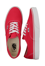 Vans - Authentic Red - Shoes