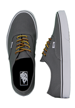 Vans - Authentic Hiker Canvas Gargoyle - Shoes