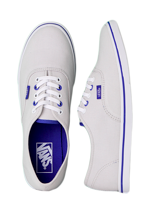 Vans - Authentic Lo Pro Lunar Rock/True White - Girl Shoes