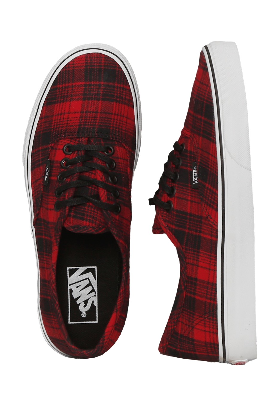 Vans Flannel Shoes