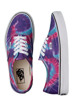 Vans - Authentic Tie Dye Pink/Purple - Girl Shoes