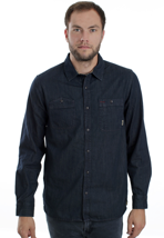 Vans - AV Wilder Indigo Denim - Shirt