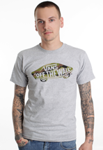 Vans - Camo OTW Athletic Heather - T-Shirt