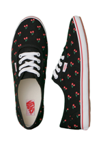 Vans - Cedar Cherries - Girl Shoes