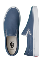 Vans - Classic Slip-On Navy - Shoes
