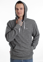 Vans - Core Basics Black Heather - Hoodie