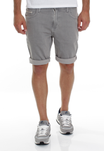 Vans - Covina Grey Tinted Denim - Shorts