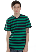 Vans - Dixon Dress Blues - V Neck T-Shirt