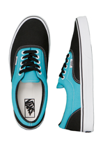 Vans - Era 2 Tone Black/Scuba - Shoes