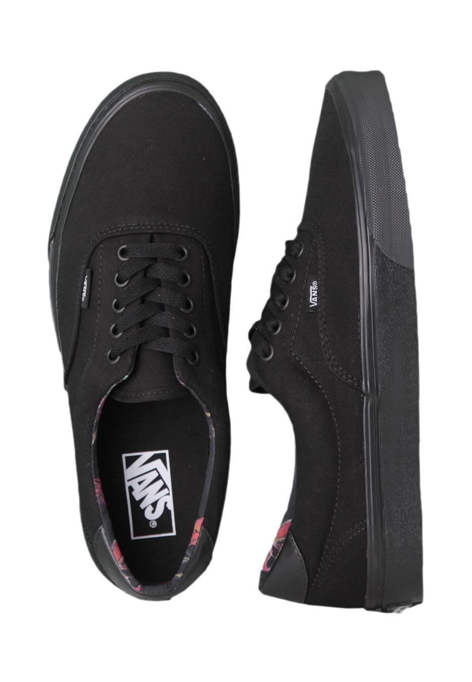 Vans Era All Black