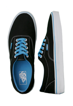 Vans - Era Pop Black/Malibu Blue - Shoes