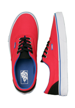 Vans - Era Red/Princess Blue - Shoes