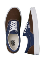 Vans - Era Vintage Brown/Estate Blue - Shoes