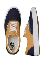 Vans - Era Vintage Dress Blue/Sunflower - Shoes