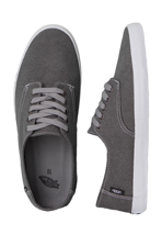 Vans - E-Street Distressed Charcoal - Shoes