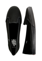Vans - KVD Black/Black - Girl Shoes