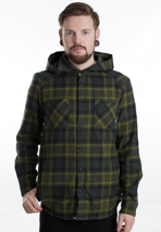 Vans - Loose Screw IV Deep Pine - Hooded Shirt