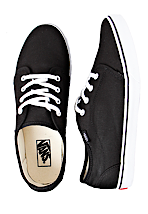 Vans - U LP106 Black/True White - Shoes