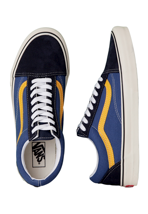 Vans - Old Skool 2 Tone Navy/Citrus - Shoes