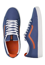 Vans - Ortho Navy/Orange - Shoes