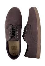 Vans - Pritchard Waxed Canvas Grey - Shoes