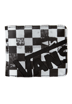 Vans - Scan Check Black Fade - Wallet