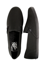 Vans - Slip-On Lo Pro Black/Black - Girl Shoes